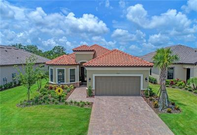 Bradenton Single Family Home For Sale: 13222 Sorrento Way