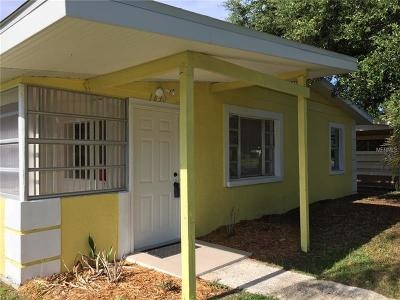 Single Family Home For Sale: 1630 29th Street