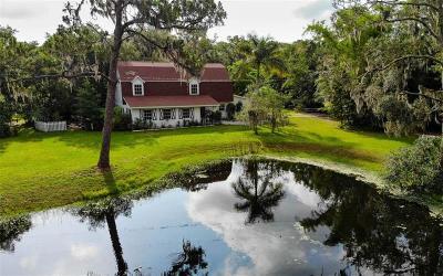 Single Family Home For Sale: 7071 Webber Road