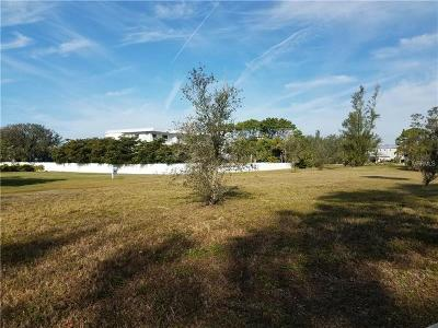 Longboat Key Residential Lots & Land For Sale: 521 Neptune Avenue