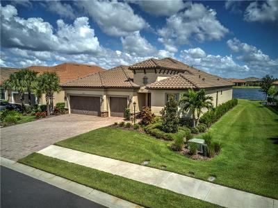 Bradenton Single Family Home For Sale: 5019 Tivoli Run