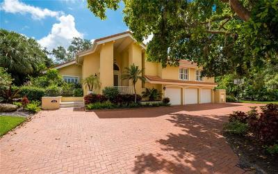 Longboat Key Single Family Home For Sale: 705 Hideaway Bay Lane