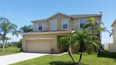 Ruskin Single Family Home For Sale: 2406 Hawks Point Court