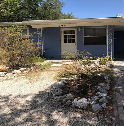 Single Family Home For Sale: 2355 Waldemere Street