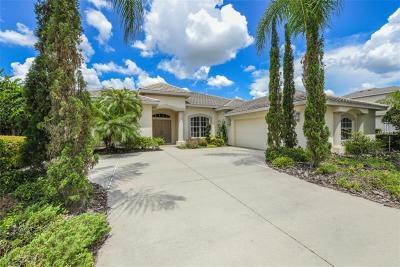 Bradenton Single Family Home For Sale: 13105 Peregrin Circle