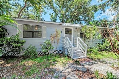 Bradenton Single Family Home For Sale: 603 30th Avenue E
