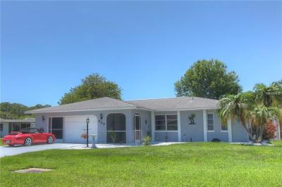 Englewood Single Family Home For Sale: 920 Gasparilla Boulevard