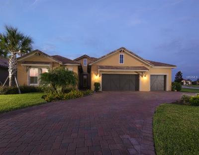 Bradenton Single Family Home For Sale: 4837 Tobermory Way