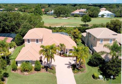Sarasota Single Family Home For Sale: 3717 Eagle Hammock Drive