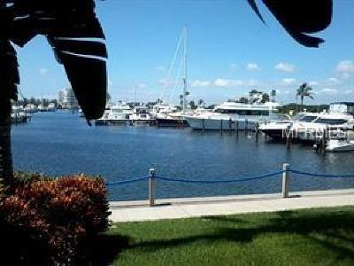 Single Family Home For Sale: 2600 Harbourside Drive #P-10