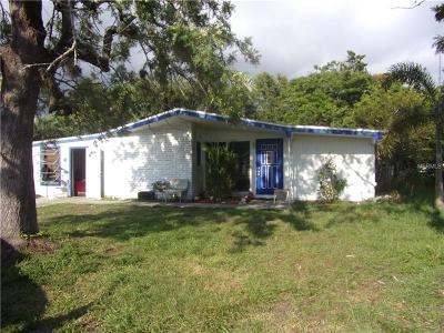 Bradenton Single Family Home For Sale: 4415 58th Street W