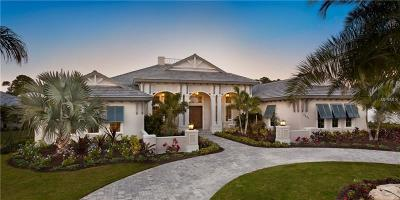 Sarasota FL Single Family Home For Sale: $4,950,000
