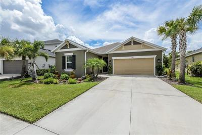 Sarasota Single Family Home For Sale: 7260 Monarda Drive