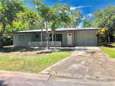Sarasota Single Family Home For Sale: 3258 Rowena Street
