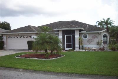 Bradenton Single Family Home For Sale: 5747 29th Street E