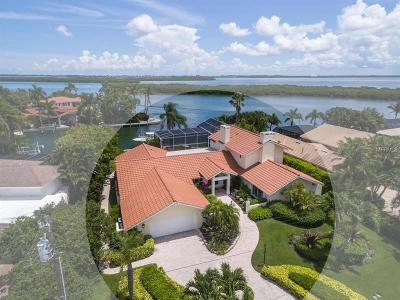 Longboat Key FL Single Family Home For Sale: $1,900,000