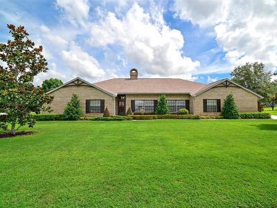 Bradenton Single Family Home For Sale: 9902 Braden Run