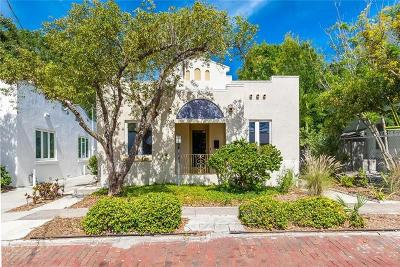 Sarasota Single Family Home For Sale: 512 Madison Court