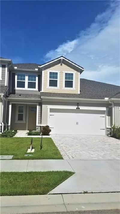 Townhouse For Sale: 5004 Course Drive