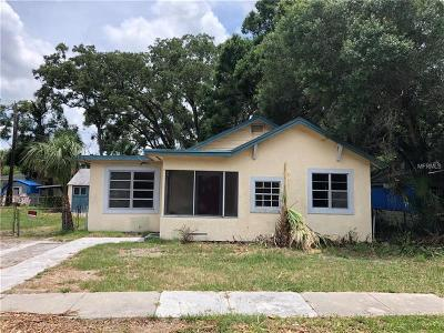 Single Family Home For Sale: 1207 34th Street