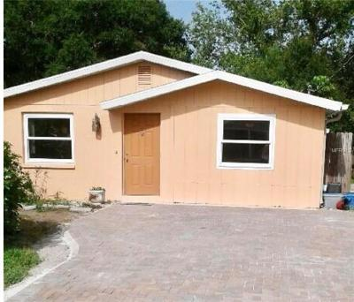 Sarasota Single Family Home For Sale: 4825 Camphor Avenue