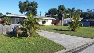 Sarasota FL Single Family Home For Sale: $249,500