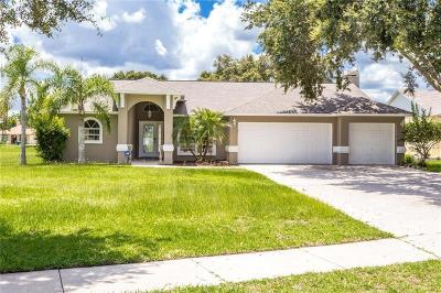 Valrico Single Family Home For Sale: 2809 Bent Leaf Drive