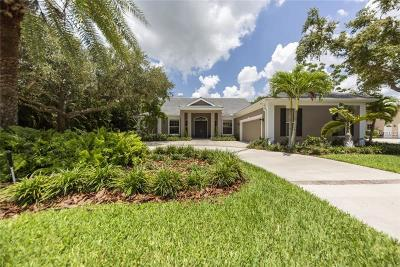 Sarasota Single Family Home For Sale: 3723 Boca Pointe Drive