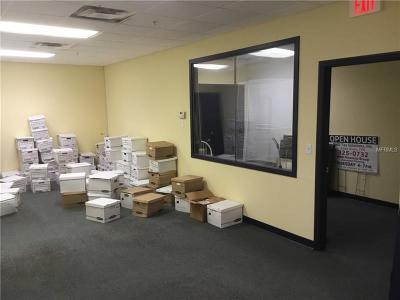 Sarasota Commercial For Sale: 8590 Potter Park Drive