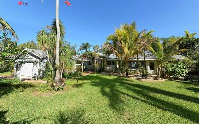 Longboat Key FL Single Family Home For Sale: $1,875,000