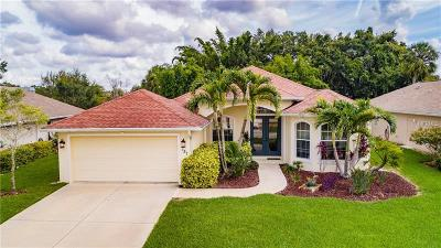 Venice Single Family Home For Sale: 151 Wading Bird Drive