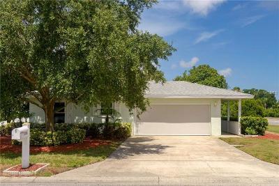 Bradenton Single Family Home For Sale: 1704 54th Street Court W
