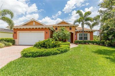 Bradenton Single Family Home For Sale: 5103 Lake Overlook Avenue