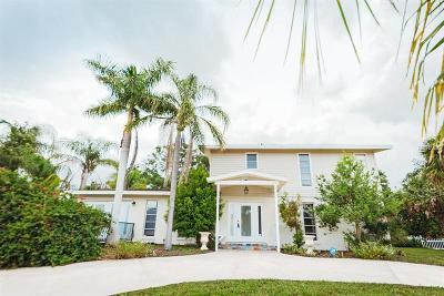 Sarasota Single Family Home For Sale: 2311 Tanglewood Dr