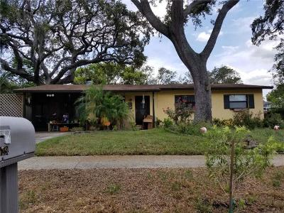 Clearwater Single Family Home For Sale: 1529 Long Street