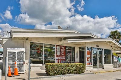 Holmes Beach Commercial For Sale: 3015 Gulf Drive N