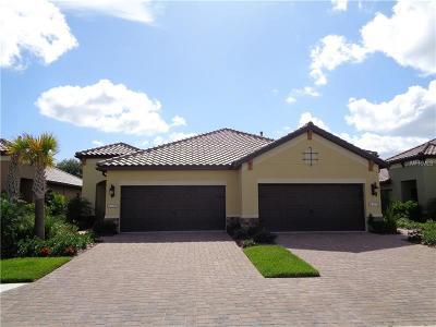Sarasota Villa For Sale: 6382 Positano Court