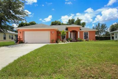 Single Family Home For Sale: 2565 Ensenada Lane