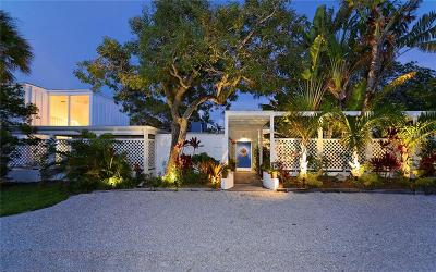 Longboat Key Single Family Home For Sale: 558 Bayview Drive