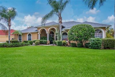 Bradenton Single Family Home For Sale: 6930 Riversedge Street Circle