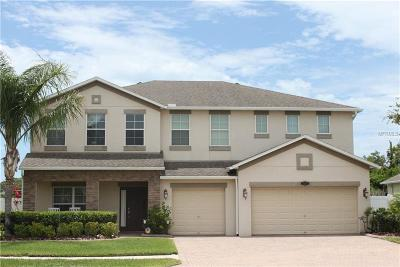 Seminole Single Family Home For Sale: 13130 Plantation Terrace