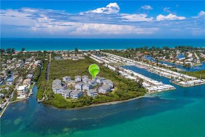 Longboat Key Condo For Sale: 843 Evergreen Way #843