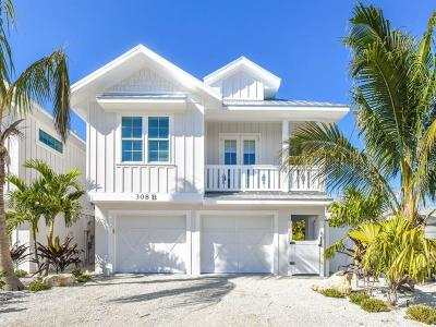 Holmes Beach Villa For Sale: 308 65th Street #B