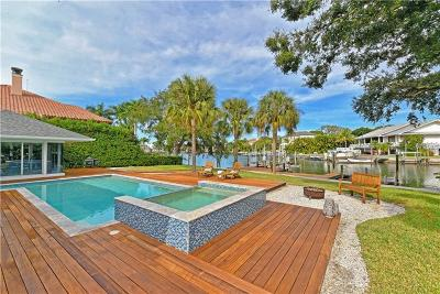 Sarasota FL Single Family Home For Sale: $2,995,000