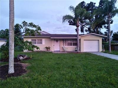 Palmetto Single Family Home For Sale: 331 51st Street Court W