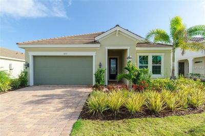 Lakewood Ranch Single Family Home For Sale: 13823 American Praire Place