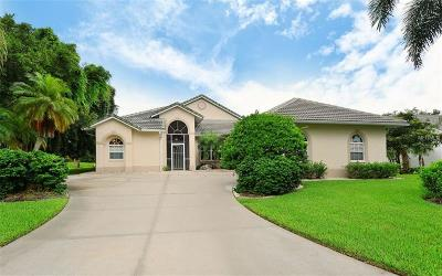 Venice Single Family Home For Sale: 174 Grand Oak Circle