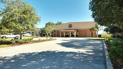 Manatee County Commercial For Sale: 5823 21st Street E