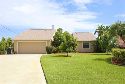 Sarasota Single Family Home For Sale: 7308 Mauna Loa Boulevard