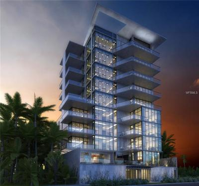 Sarasota Condo For Sale: 1335 Second Street #PH8